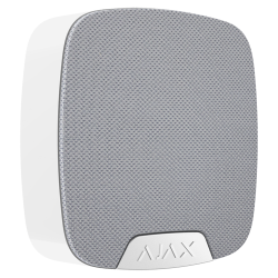 Alarme Ajax HOMESIREN-W - Sirène intérieure blanche
