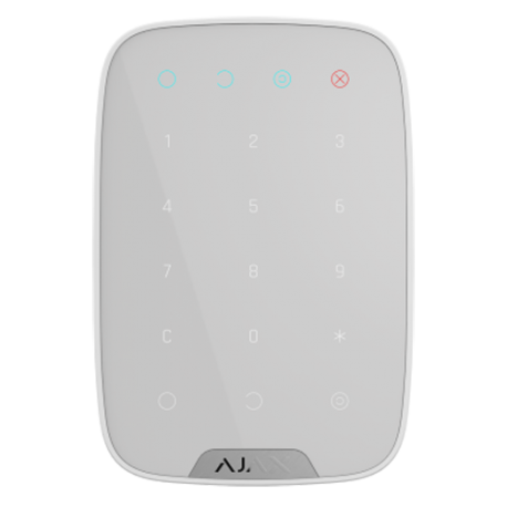 Alarm Ajax-KEYPAD-W - Tastatur-weiß