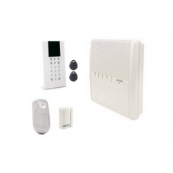 Agility 4 Risco - Risco Agility wireless alarm IP/GSM detector camera