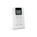 Risco RP432KP0200A - Clavier alarme Panda filaire LCD