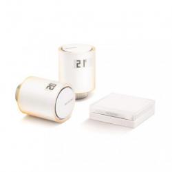 NETATMO - starter Kit valvole collegate ai radiatori