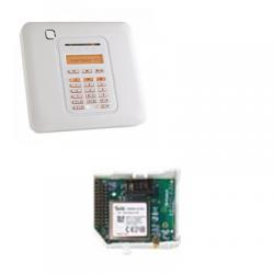 Visonic PowerMaster 10, GSM-alarm-Zentrale