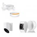 Pack alarm Somfy-Protect - Somfy-Home-Alarm mit sirene im freien