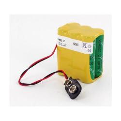 Visonic Batería de litio - Batería de litio de 7,2 V / 1,3 Ah para la central PowerMax Más