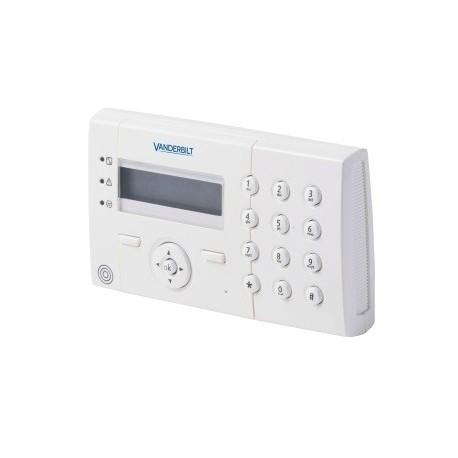 Tastatur SPCK420 für zentrale alarm Vanderbilt SCP
