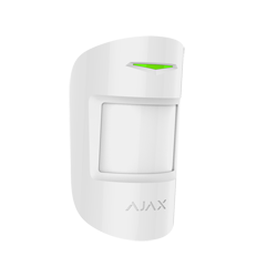 Ajax MOTIONPROTECT PLUS W - Détecteur PIR double technologie blanc