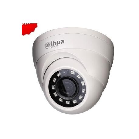 Dahua DH-HAC-HDW1220M - Dôme caméra vidéosurveillance 1080P
