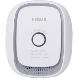 Heiman gas-detektor Z-Wave Plus