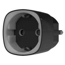 Alarma Ajax - Socket smart Plug negro
