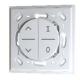Trio2sys - Interrupteur volet roulant 2 touches et I/O EnOcean compatible Odace