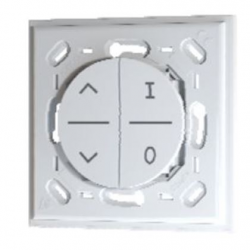 Trio2sys - temperatuur Sensor EnOcean O2line wit