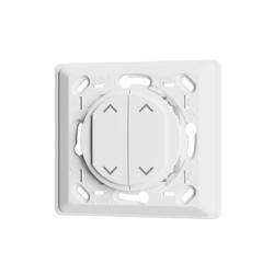 Trio2sys - Interrupteur mural EnOcean 1 boutons compatible Celiane