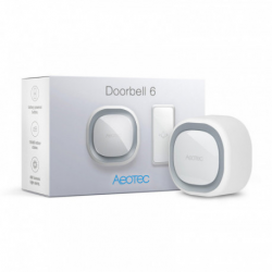 AEOTEC - Sonnette Z-Wave Plus Doorbell 6