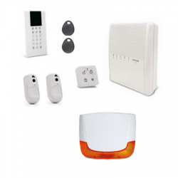 Alarm Risco Agility 4 - Alarm wireless IP/GSM detectors, cameras, sirens outdoor