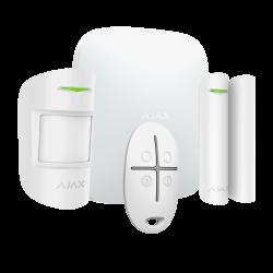 Alarme Ajax HUBPLUS-W - Centrale alarme IP / WIFI / GPRS 2G 3G
