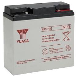 Yuasa - Batterie alarme 12V 17Ah