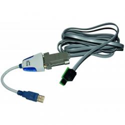 DSC PCLINKUSB - Cable de programación para la central DSC