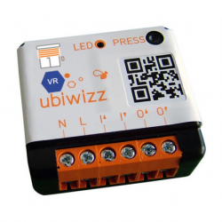 Ubiwizz Wizzbox - Box domotique Mulri-protocole