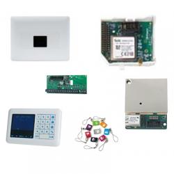 Visonic PowerMaster 33 EXP G2 - Alarme PowerMaster 33 EXP IP / 3G clavier KP-250