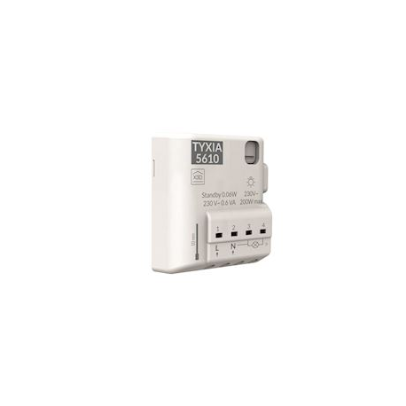 TYXIA 5610 - Receiver X3D lighting 1 see ON / OFF