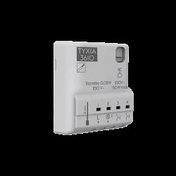 TYXIA 3610 - Empfänger kabelfernbedienung mit timer, ohne die neutrale