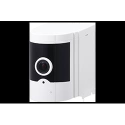 Einbeinstativ VXIST - Detektor im freien dual-PIR-12m 90° gegen tiere IP55