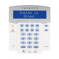 Paradox K641LX - Clavier LCD lecteur badge transmetteur radio