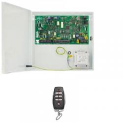 Alarme Paradox Magellan MG5000 - Centrale alarme 32 zones radios télécommande RM25