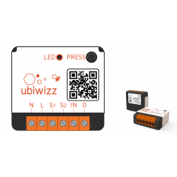 Ubiwizz - Module Enocean contact sec UBID1506