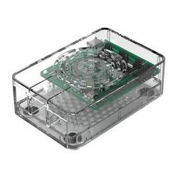 Custodia, Raspberry Pi 4 Multicomp Pro trasparente