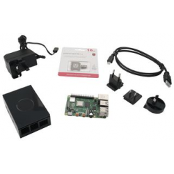 Raspberry Pi-4 - Raspberry Pi 4 4gb Aeotec ZW090-C, Z-Wave Plus