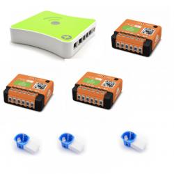 Eedomus Plus pack chauffage électrique Zigbee