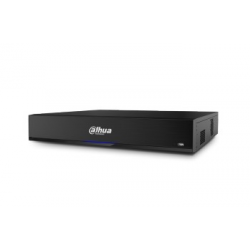 Dahua HCVR7104H-4K - Grabadora vidéosurevillance Tribride de 4 canales
