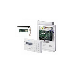 Pack Central alarm Vanderbilt 8/32 areas built-in WEB server with keyboard