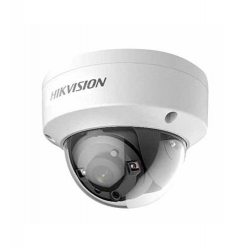 Hikvision DS-2CE5AH0T-VPIT3ZF - Dôme vidéosurveillance IP 5MP anti-vandale