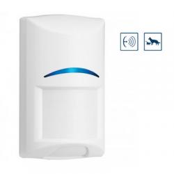 Accesorios optex RXC-DT-X8 - alarma del Detector digital de doble tecnología