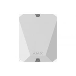 Ajax MultiTransmitter - Emetteur 18 entrées blanc
