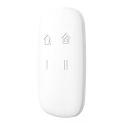 Hikvision DS-PKF1-WE - Télécommande 4 boutons pour AX Hub