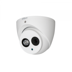 Dahua HAC-HDW1400EM-A-POC - Dôme vidéosurveillance HD-CVI 4 mégapixels