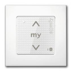 Somfy 1800324 - SMOOVE 1 IO blanc