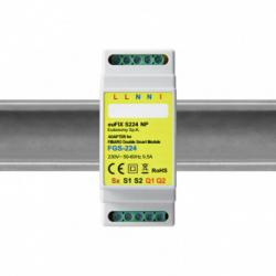 EUTONOMY S223 - Adapter euFIX DIN Fibaro FGS-223 mit knöpfen