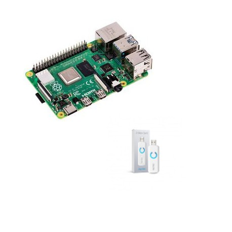 Raspberry Pi4 Modèle B CPU 1,5 Ghz RAM 1GO DDR4