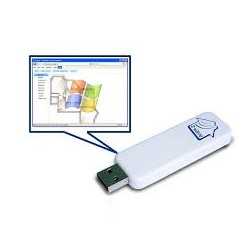 Z-WAVE.ME USB controller z-wave + software Z-WAY