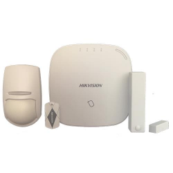 Hikvision - Pack alarme connectée WIFI IP 3G