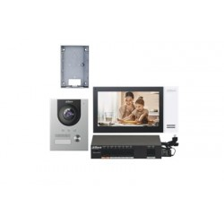 Dahua KTP01 (F) - Portier vidéo IP POE encastré