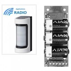 Ajax Optex VXS-RDAM - Détecteur alarme extérieur
