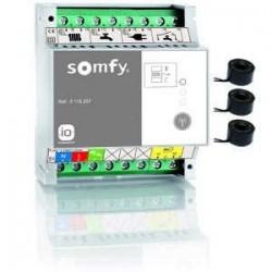 Somfy sensor de consumo de energía - bomba de calor