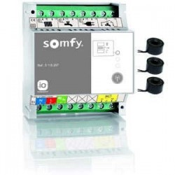 Somfy sensor power consumption - heat pump
