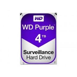 """Unidad de disco duro de color Púrpura - Western Digital de 4 tb a 5400 rpm de disco duro de 3,5"""""""