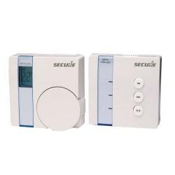 SECURE Thermostat SRT321 + Actuator SSR303 Z-Wave